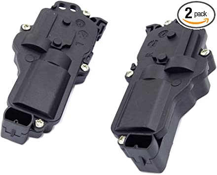 Left Side Door Lock Actuator for Ford F150 F250 F350 F450 F550 Lincoln Navigator /&Mercury 3L3Z25218A43AA