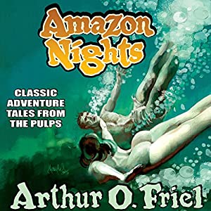 Amazon Nights Audiobook