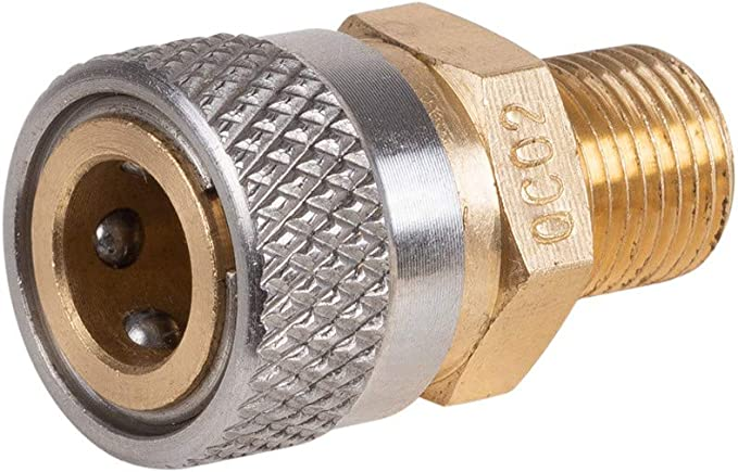 """NEW Foster #3003 female air coupling with 1//4/"""" pipe thread."""