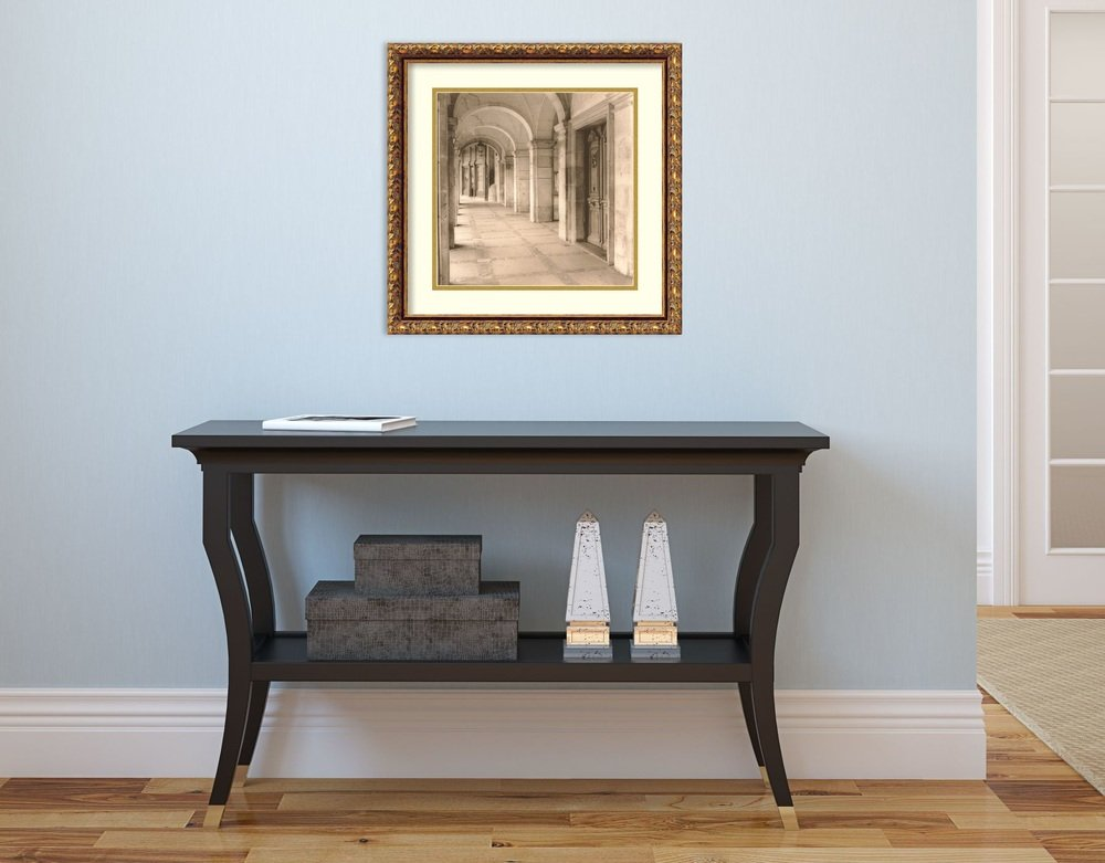 Amazon.com: Framed Art Print Salamanca by Alan Blaustein ...