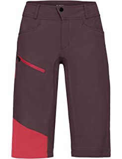 Donna VAUDE Women s Ligure Shorts Pantaloni Womens Ligure Shorts