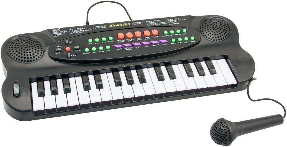 TEOREMA Th/éor/ème 65041/ /Clavier Multifonction avec 32/Touches et Microphone