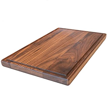 Large Walnut Wood Cutting Board By Virginia Boys Kitchens X American Hardwood Chopping And Carving