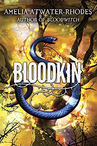 book cover of Bloodkin