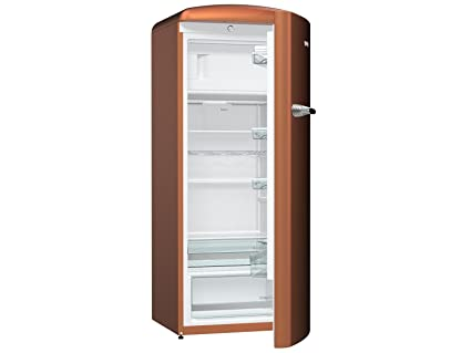 Gorenje Kühlschrank Gute Qualität : Gorenje orb153cr kühlschrank kupfer: amazon.de: elektro großgeräte