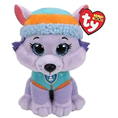 TY Licensed Beanie - Everest, Perfect Plush! (Original Version): Toys & Games