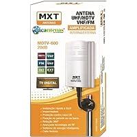 ANTENA MXT UHF/HDTV/VHF/FM EXTERNA E INTERNA MUTV-600
