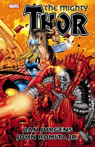 Thor by Dan Jurgens & John Romita Jr, Vol. 2