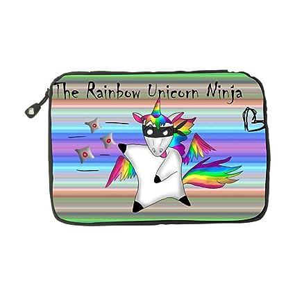 Amazon.com: Electronic Accessories Travel Bag Rainbow ...