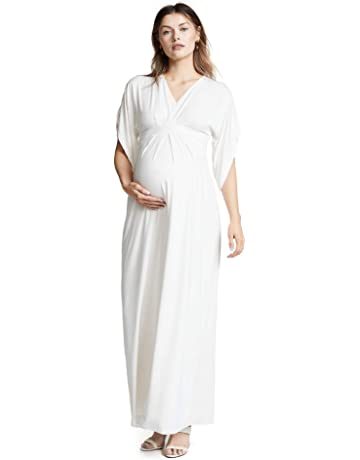 6beb0f2619f9e Ingrid & Isabel Women's Maternity Kimono Maxi Dress