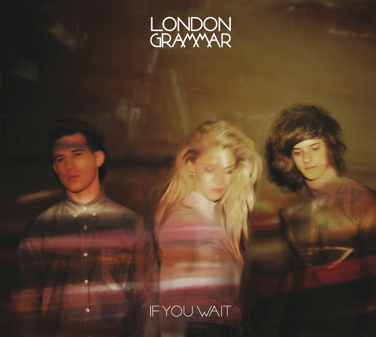 CD : London Grammar - If You Wait (CD)