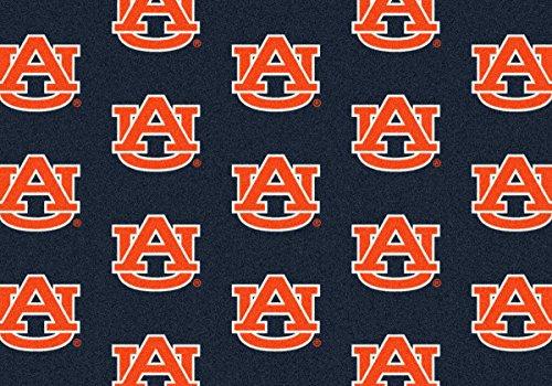 Auburn Tigers Milliken NCAA Team Repeat Area Rug (5'4