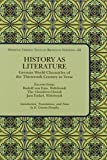 History As Literature 9781580440424