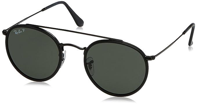 f3d0f76d14a5 Ray-Ban Polarized Phantos Unisex Sunglasses - (0RB3647N002/5851|51|Polar