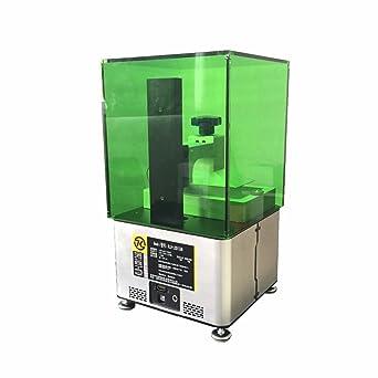 Micromake nueva impresora SLA impresora 3D fotocurable de alta ...
