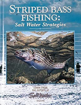 Striped bass fishing salt water strategies for Bass fishing magazine