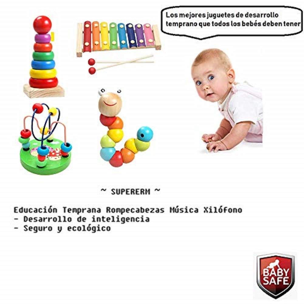 Juego De Juguetes De Educación Temprana, 4 Juegos De Juguetes ...