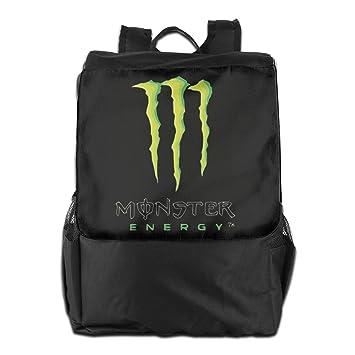 6488ebdcda20 Monster Energy モンスターエナジー ロゴ 飲み料 リュック デイパック バックパック トラベルバッグ 耐久性 多