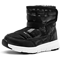 Amazon Price History for:HOBIBEAR Boys Girls Winter Snow Boots Waterproof Slip Resistant Outdoor Warm Shoes(Toddler/Little Kid/Big Kid)