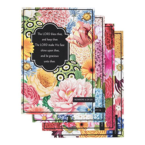 Thinking of You - Inspirational Boxed Cards - Wild Flowers