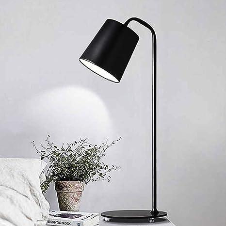 Amazon.com: Maso Home, el simple Mesita de noche lámpara de ...