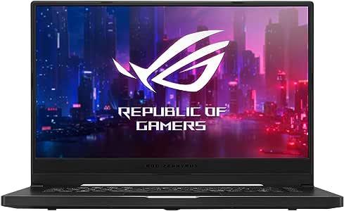 ASUS ROG Zephyrus G GA502DU-BQ030 - Portátil Gaming de 15