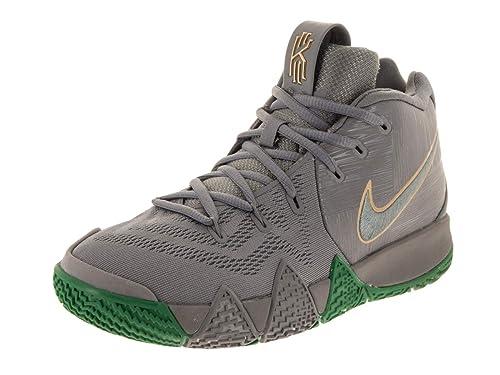 quality design 5183c 93c21 Nike Kids' Grade School Kyrie 4 Basketball Shoes (3.5, Cool ...