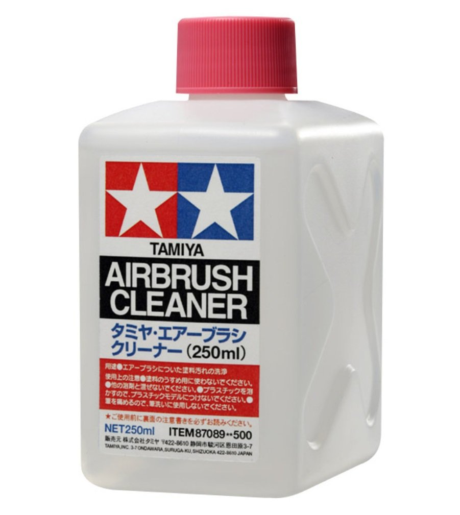 Tamiya America, Inc 250ml Airbrush Cleaner, TAM87089