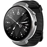 LEMFO LEM7 4G Smart Watch Android 7.0 With Sim 2MP Camera GPS WIFI MTK6737 1GB +