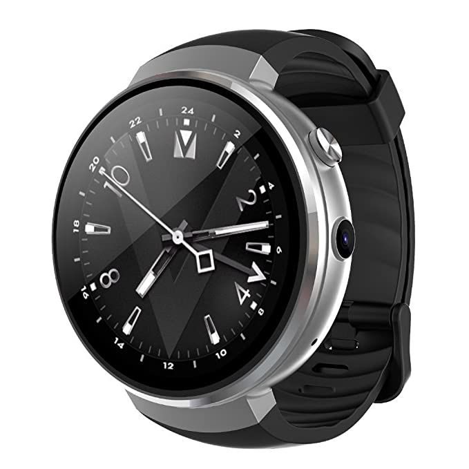 LEMFO LEM7 4 G Smart Watch Android 7.0 con Sim2 MP Cámara ...