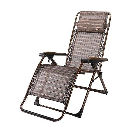 Sillón reclinable Sillas Plegables Tumbonas Sun Zero Gravity ...