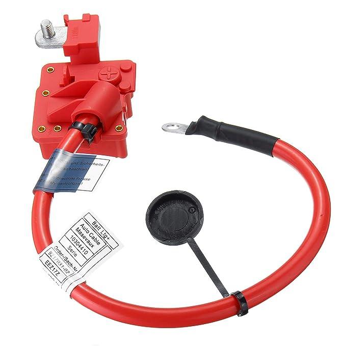 JenNiFer Cable Positivo del Cargador De Batería 61129217031 ...