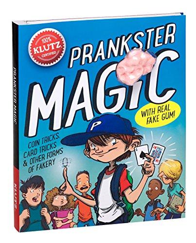 Clever Card Magic (Klutz Prankster Magic Craft Kit)