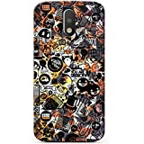Kaira High Quality Printed Designer Back Case Cover for Motorola Moto G4 / G4 Plus ( 4rth Generation) (random )
