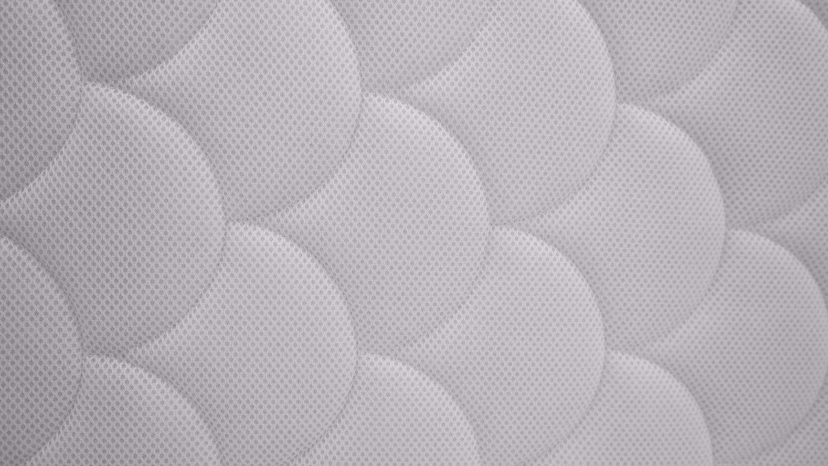 Cara Invierno-Verano Muy Transpirable + Almohada Tacto Sedoso 80x180 Duermete Colch/ón Viscoel/ástico Pocket Visco Reversible