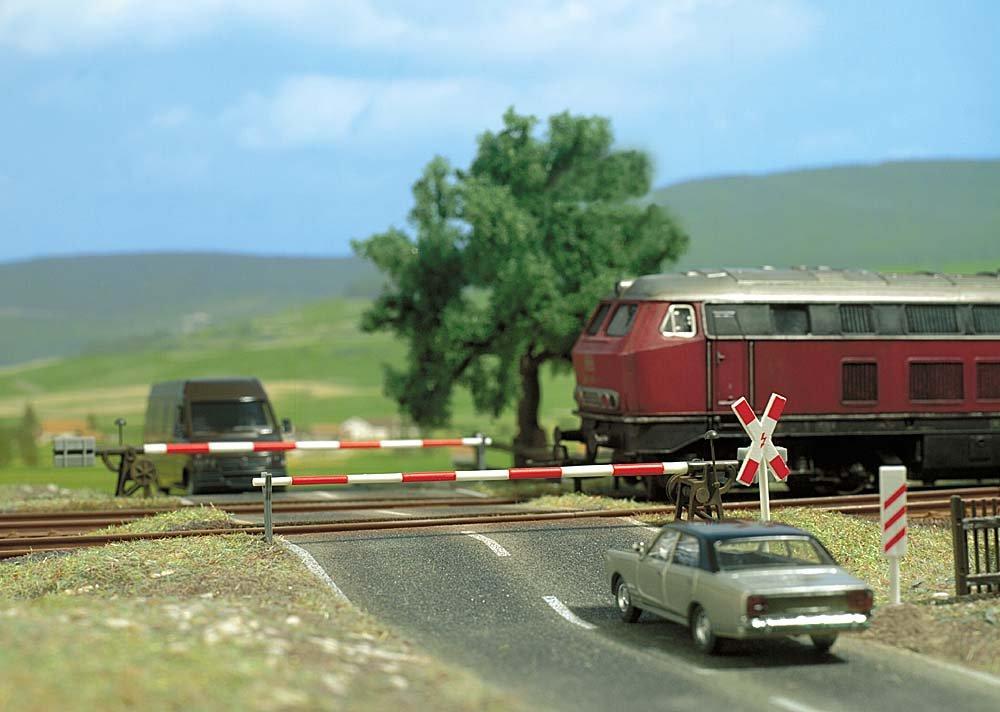 Circuit Hornby France Train Busch Passage /· niveau ho 6021