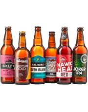 Beer Hawk Traditional Ales Selection, Case of 6-500ml Beers