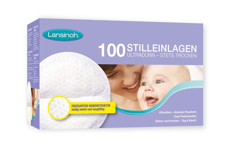 Lansinoh - Discos Absorbentes Desechables de Lactancia, 100 uds product image