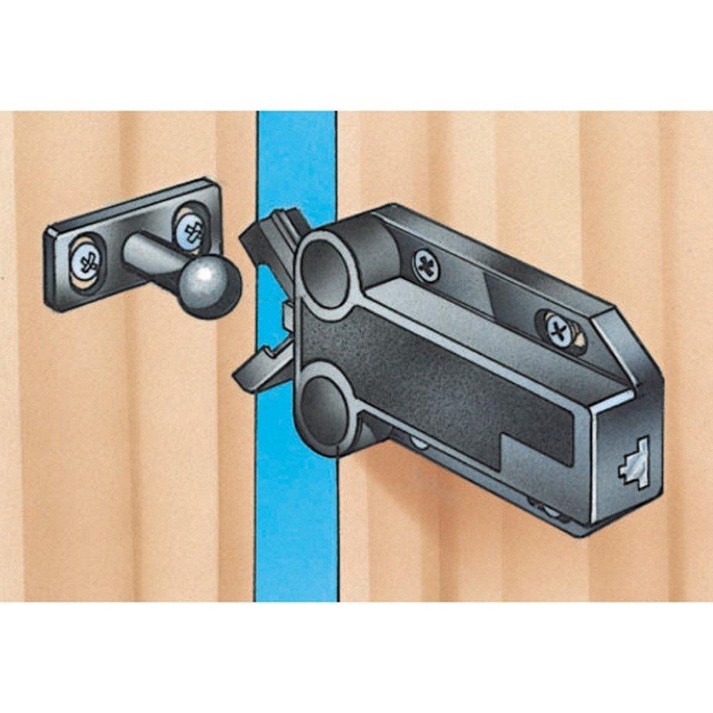 line catch diameter magnetic x prime latches ball closet doors in the n latch door