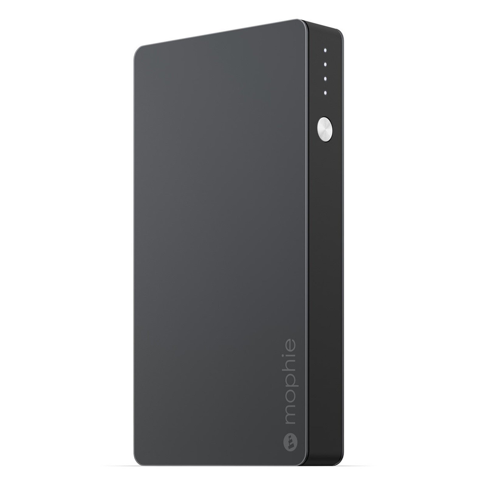 Mophie Spacestation Portable 32GB Storage and External Battery for Smartphones and Tablets (6,000mAh) - USB Port Universal Compatibility with All Devices - Black (Certified Refurbished)