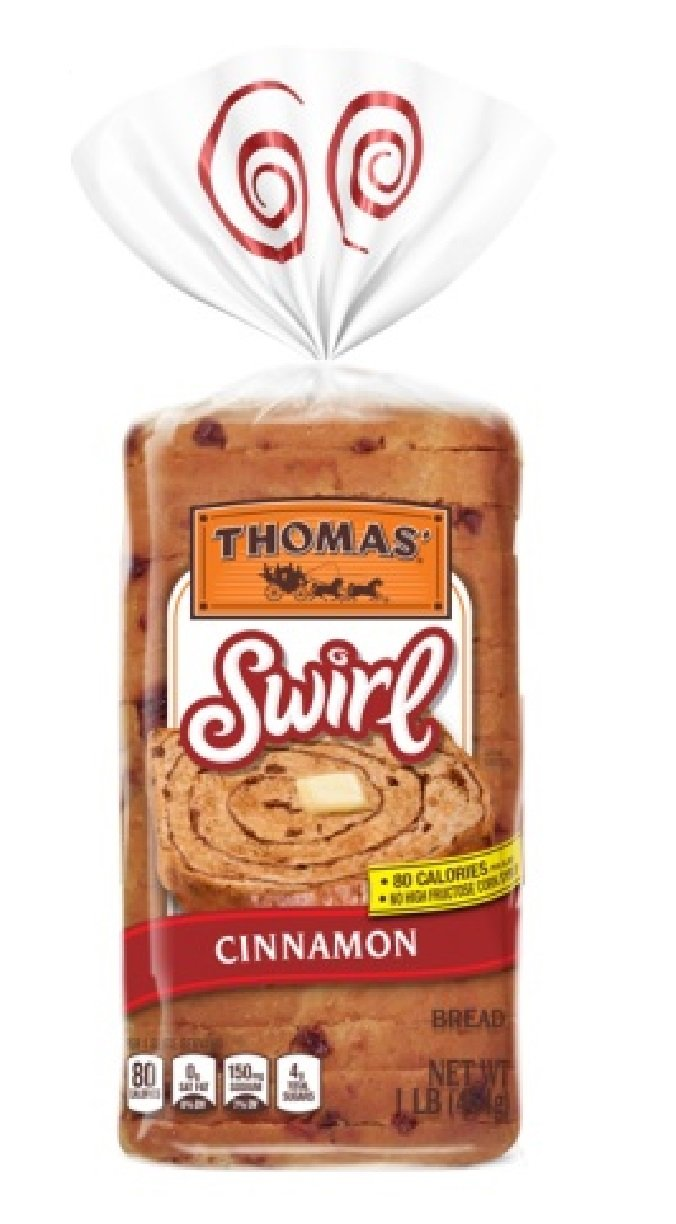 Thomas Cinnamon Swirl Bread Amazon Com Grocery Gourmet Food