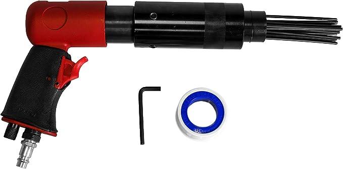 Druckluft Nadelentroster 1 4 19 Nadeln Rostentferner Nadelpistole Entroster Baumarkt