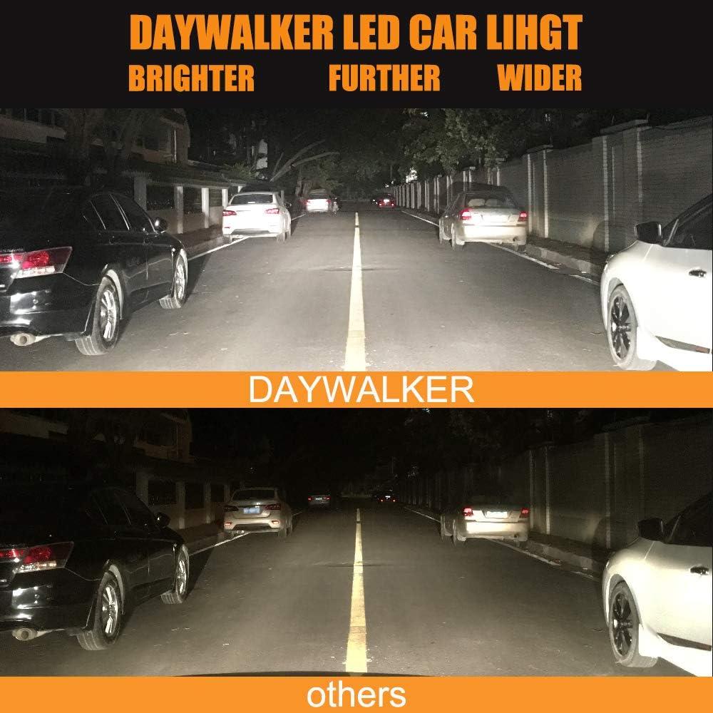 9005 LED Headlight Bulbs High Beam 1:1 Design HB3 Headlamp 10000 Lumens 6500K White Extremely Bright LED Car Headlights