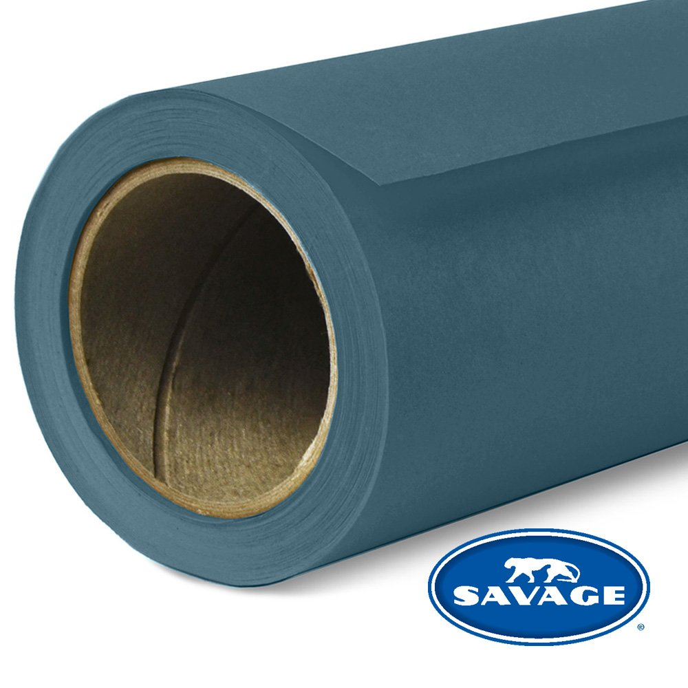 Savage Seamless Background Paper - #05 Ultramarine (107 in x 36 ft) by Savage