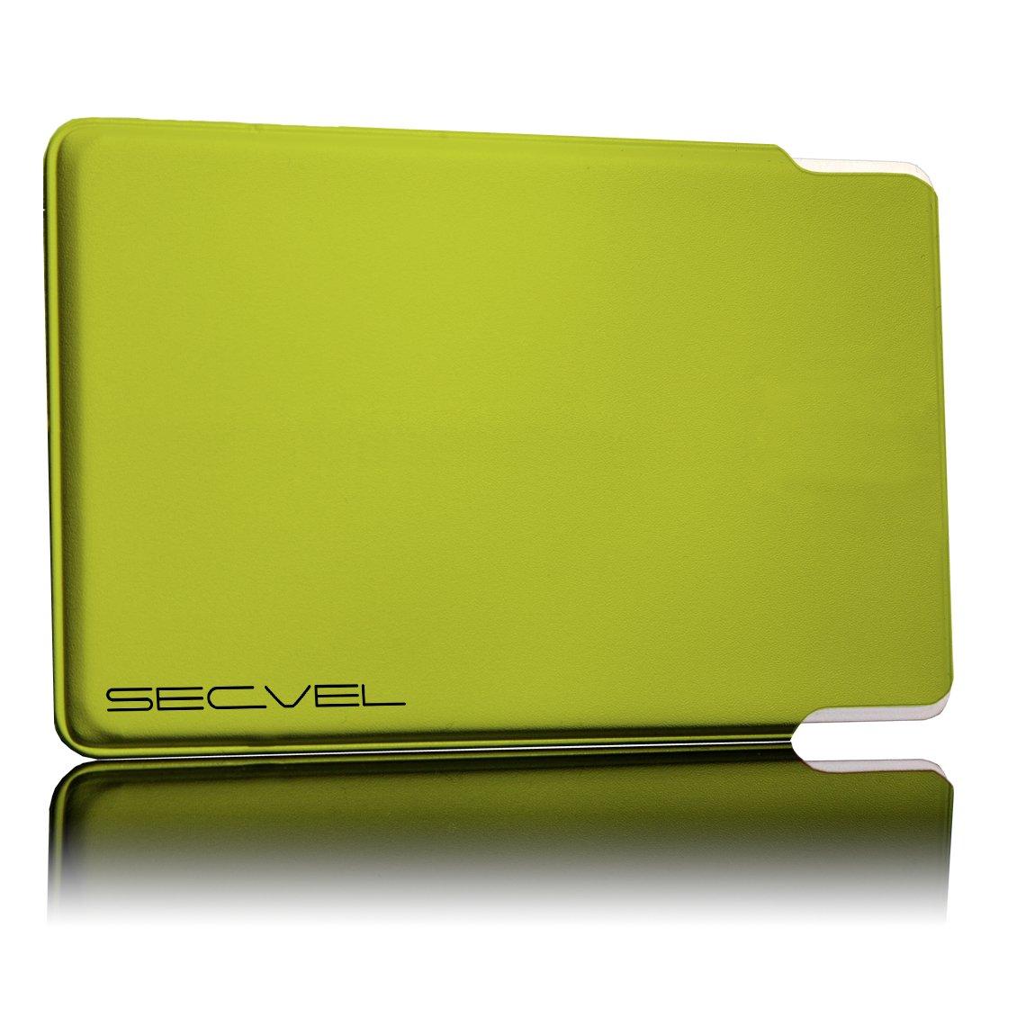 Portofino LeNOUVEAU et AME/´LIORE/´ /Étui de carte bancaire young style SECVEL protection RFID//NFC et champs magn/étiques