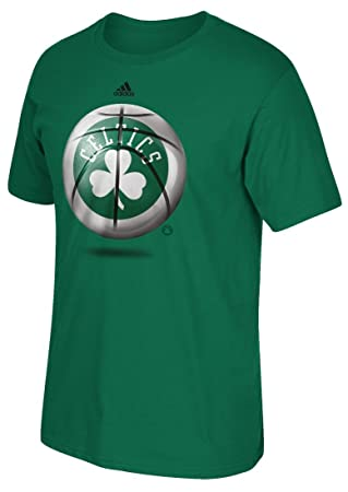 Adidas Boston Celtics NBA Logo Fútbol Premium Print S/S Men s –