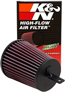 K&N Engine Air Filter: High Performance, Premium, Powersport Air Filter: 2003-2013 SUZUKI/ARCTIC/KAWASAKI (LTZ400, QuadSport Z, Z LE, CAT DVX400, CAT DVX400 TS, KFX400) SU-4002