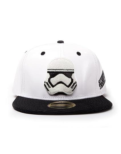 8266228c401 Official Star Wars The Force Awakens Stormtrooper Snapback Cap Hat ...