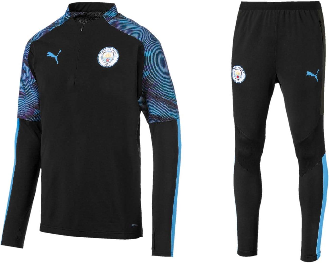Manchester City Sweatsuit Training fit Offizielle Sammlung Herrengr/ö/ße