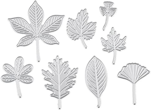 Flower Shape Metal Cutting Dies Stencils DIY Paper Card Scrapbook Craft Template